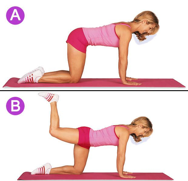 2 Highly Effective Butt-Shaping Moves
