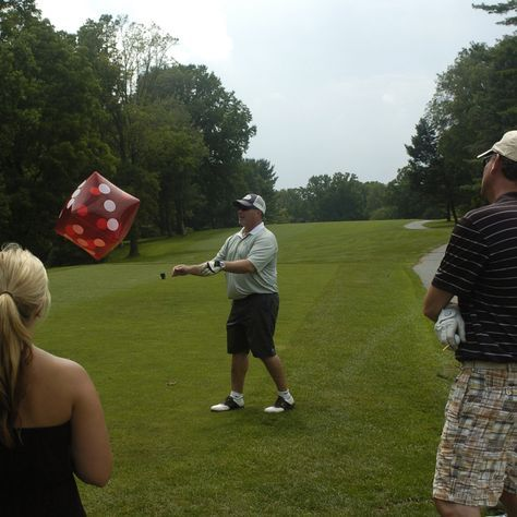 Ideas for having a Dice Game Fundraiser as part of your Charity Golf Outing — from Innovincent Consulting