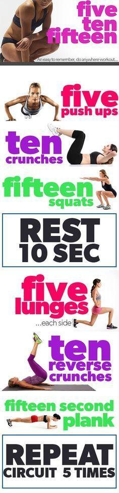 1 month fat loss workout plan photo 9
