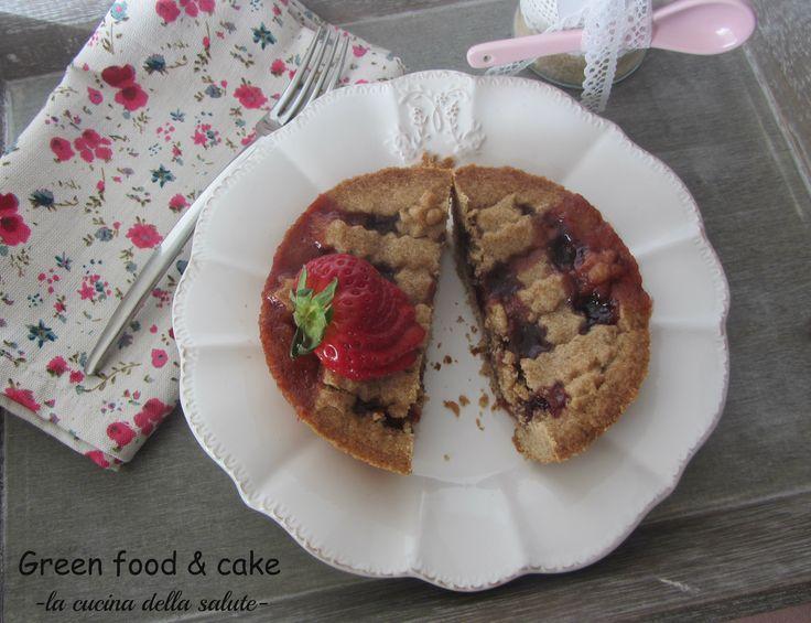 Crostatine veg alla marmellata http://blog.giallozafferano.it/greenfoodandcake/crostatine-veg-alla-marmellata/