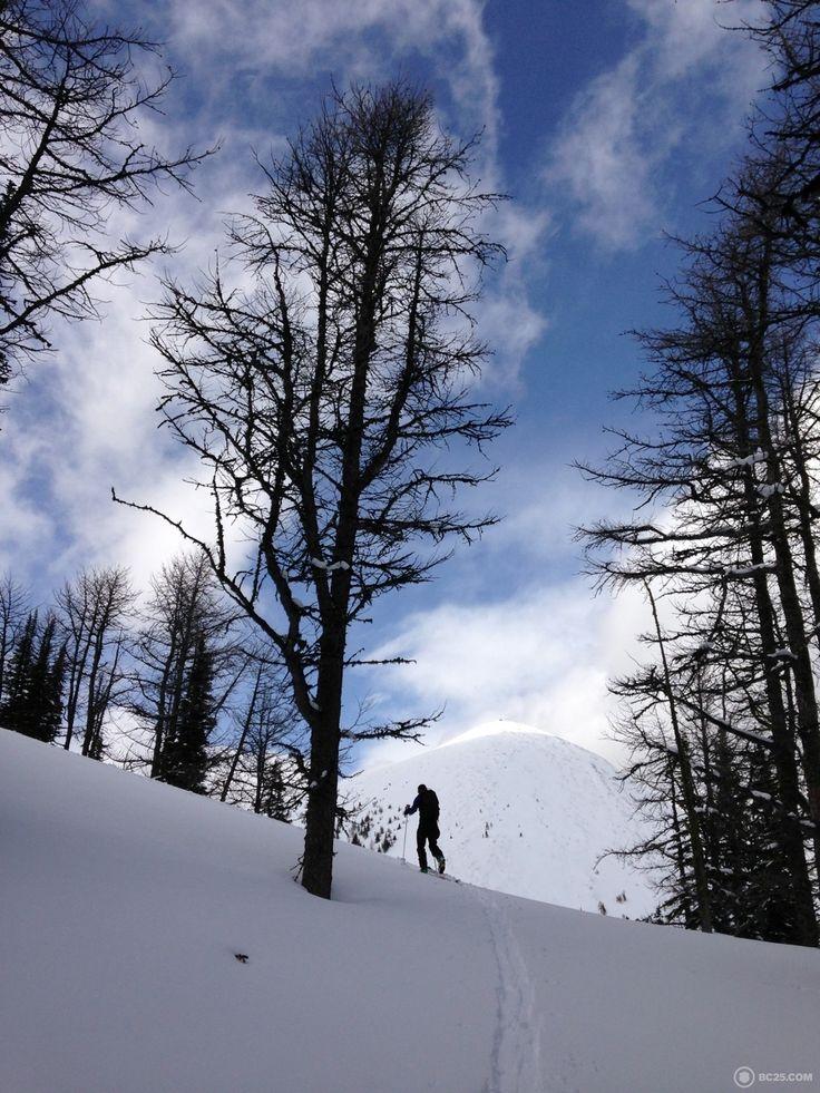 Spray Range Ski Traverse - BC25.com