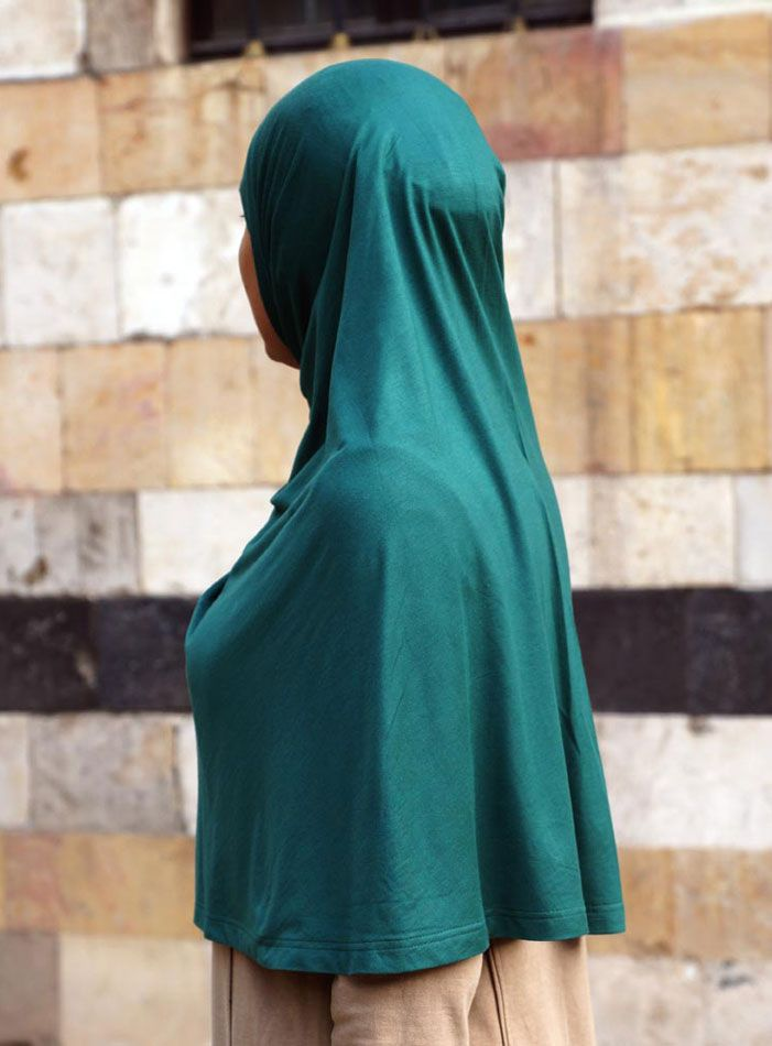 SHUKR USA   Classic Long Amira Hijab