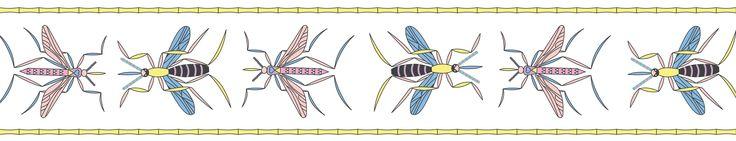 mosquito pattern