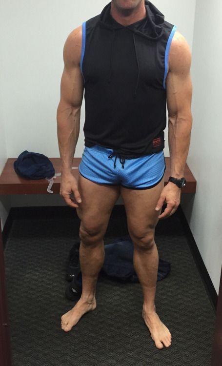 Fantastic Circumcised Vpl Bulge In This Fit Freeballing Guys Shorts More Hot Men Adamb18