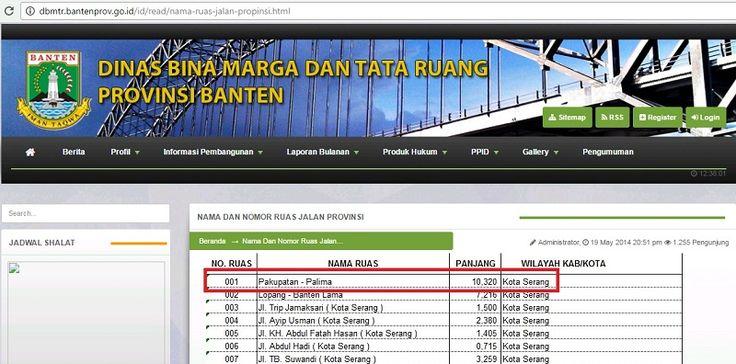 Tidak Sesuai Spesifikasi Rehabilitasi Jalan Palima KP3B Tetap Dibayar. Padahal jelas semakin kecil kepadatan jalan, maka semakin mudah air meresap.