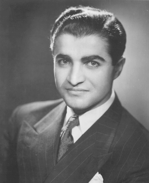 Prince Abdul Reza Pahlavi (1924–2004), brother of the Shah Mohammad Reza Pahlavi