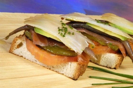 redondo de salmon facilisimocom