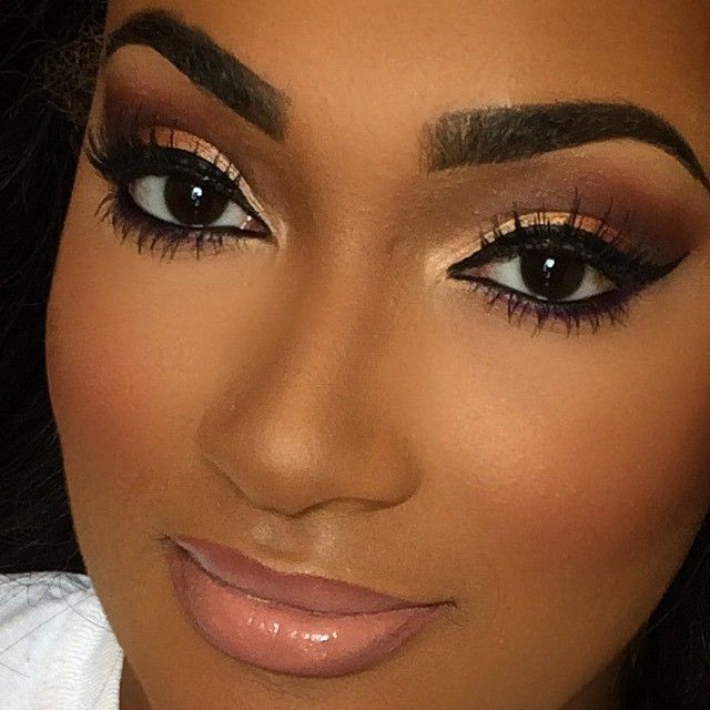 Makeup ideas for african american skin
