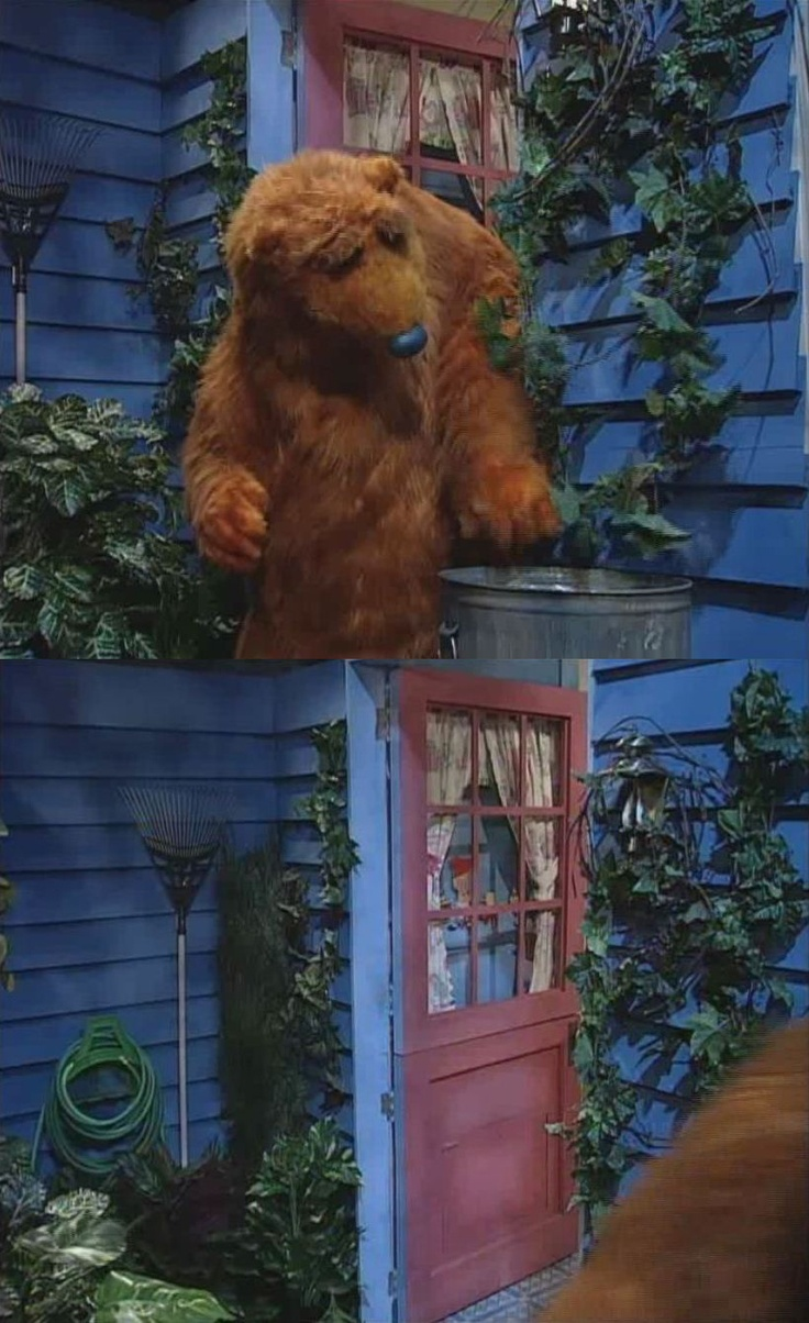 48 best bear in the big blue house images on pinterest big blue