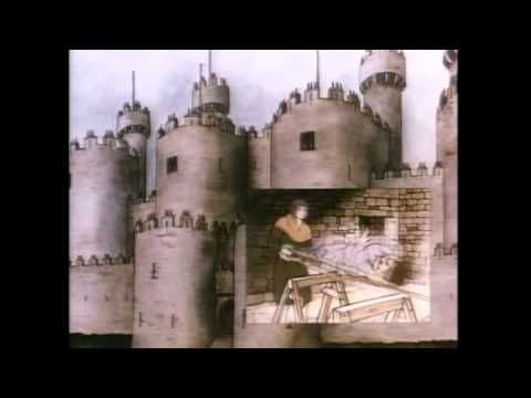 How did learning advance in medieval times?
