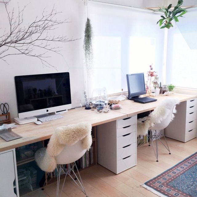 Armor Chair Eames Shell Chair Armor Desk Ikea Alex La Alex Armor Ch In 2020 Home Office Space Home Office Decor Ikea Alex Desk