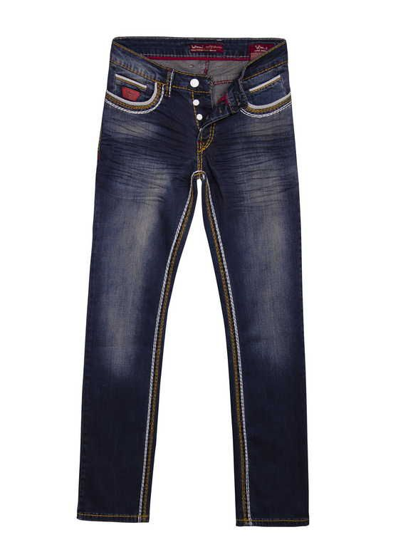 Italian-Style jeans- Wam Daunte