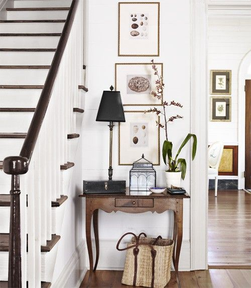 Αntique table. Excellent for the entryway