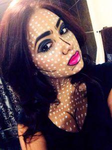 Best 25+ Cartoon makeup ideas on Pinterest   Comic makeup, Comic ...