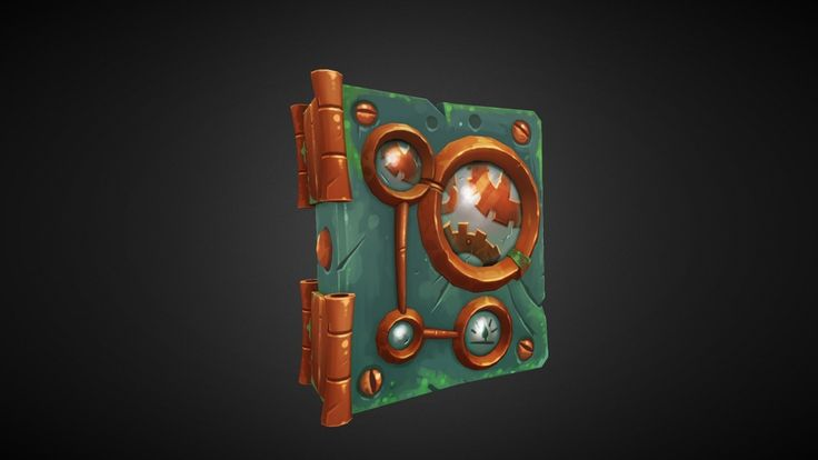 Steampunk Book by david.decoster