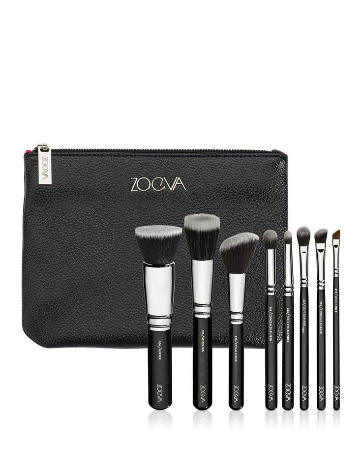 Buy ZOEVA Vegan Brush Set   Sephora Australia