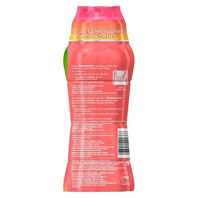 Gain Fireworks Tropical Sunrise In-Wash Scent Booster 19.5 oz