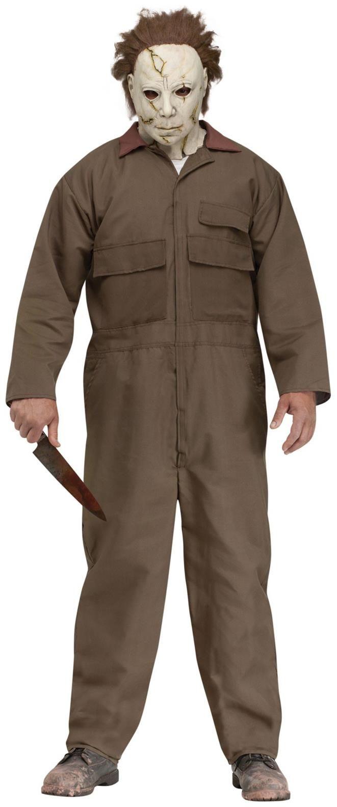 PartyBell.com - Michael Myers Adult #HalloweenCostume