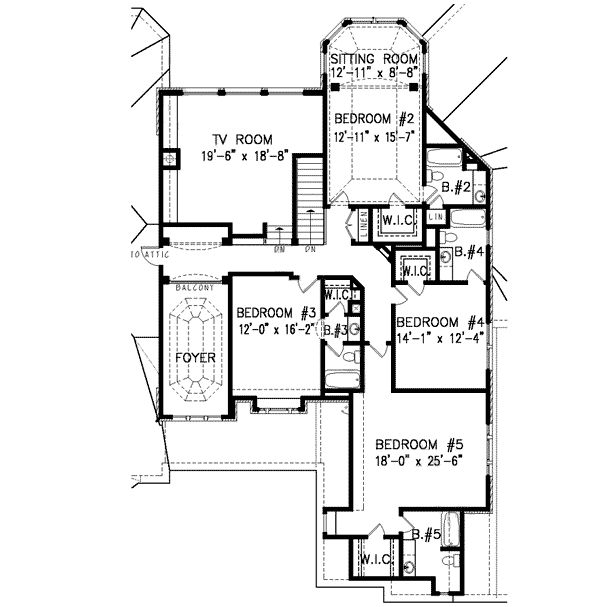 Functional family home plans house design ideas Functional house plans