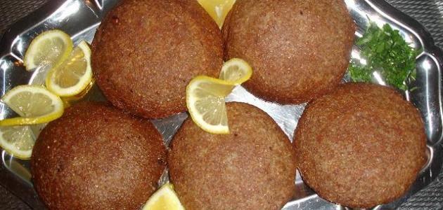 طريقة عمل الكبة السورية موسوعة موضوع Syrian Food Food Recipes