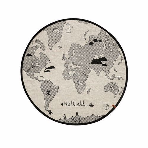 OYOY The World Rug-Preorder Now