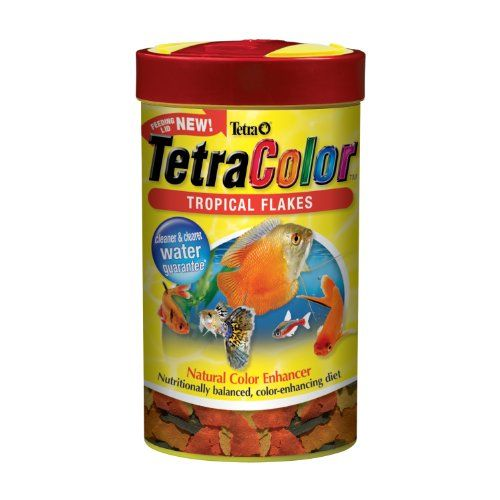 This natural color enhancing food is a wonderful supplement to the diet of any tropical fish....