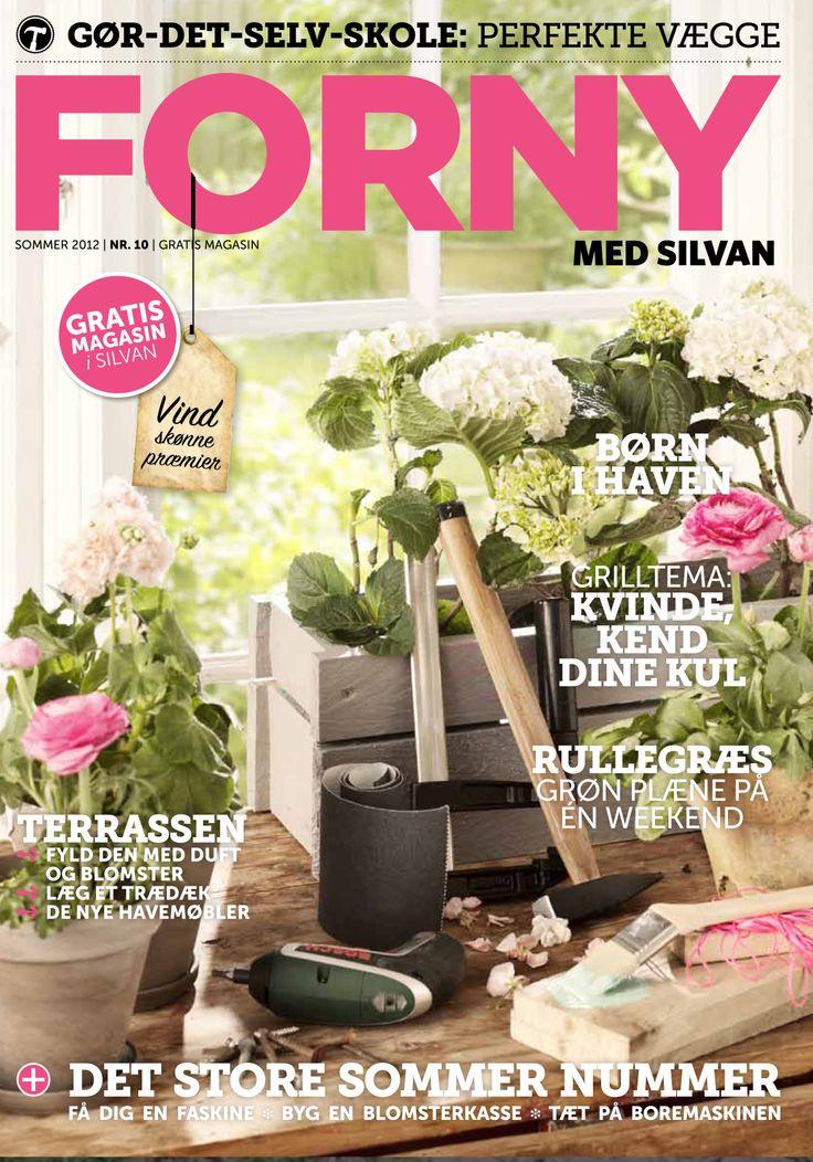 FORNY med Silvan, magasin nummer 10, sommer 2012