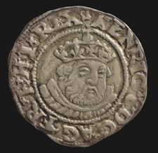Coin of Henry VIII...this is in amazing condition!