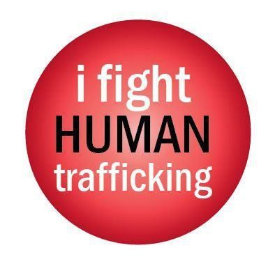 I fight human trafficking.