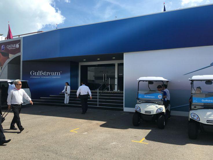 Gulfstream chalet frontage