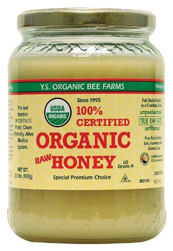 Amazon: YS Organic Bee Farms Certified Organic Raw Honey, ONLY $15.80! Read more at http://www.stewardofsavings.com/2014/11/amazon-ys-organic-bee-farms-certified.html#IrI17BSqtowy7pK3.99