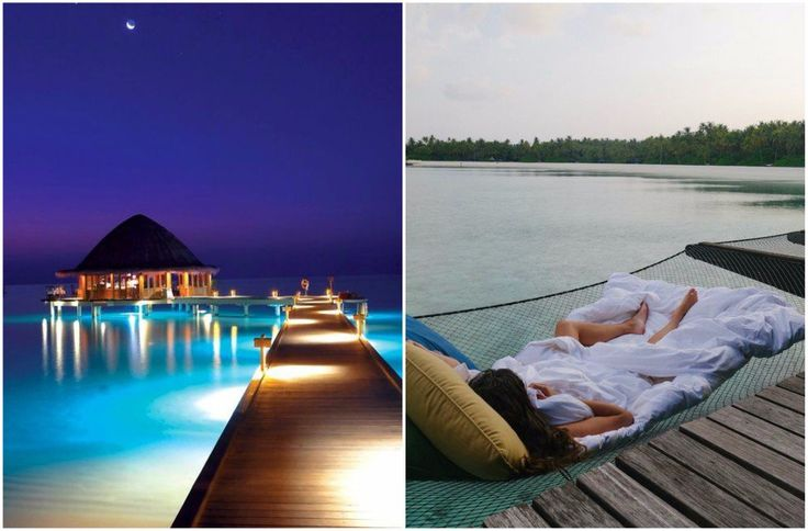 viaje por el mundo bungalow islas maldivas