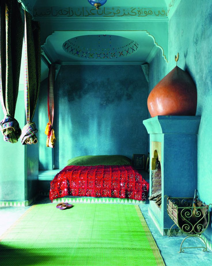 Preview: Taschen's '100 Interiors From Around the World' Gives Gorgeous Views Of Exotic Homes (PHOTOS)