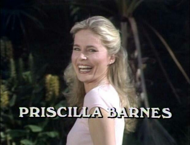 Terri Alden played by Priscilla Barnes | Three's Company