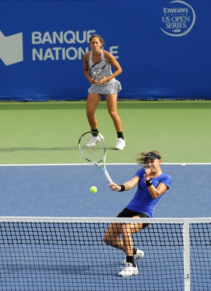 Marie-Eve Pelletier - Rogers Cup - Day 5