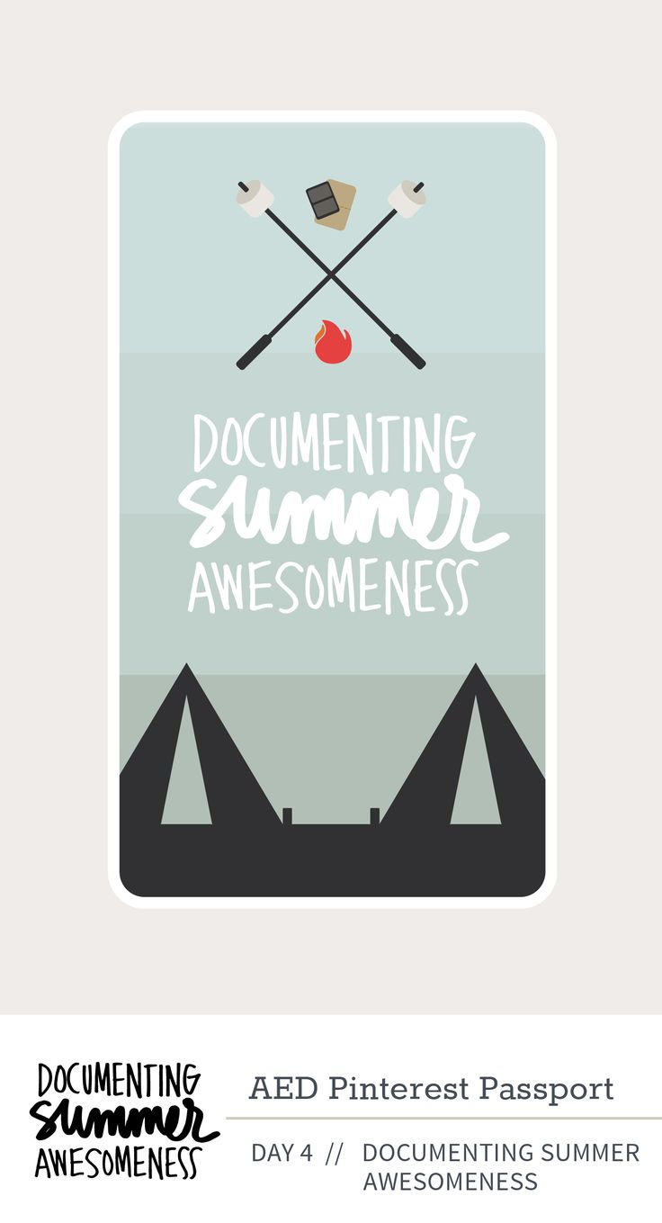 Day 4: Documenting Summer Awesomeness
