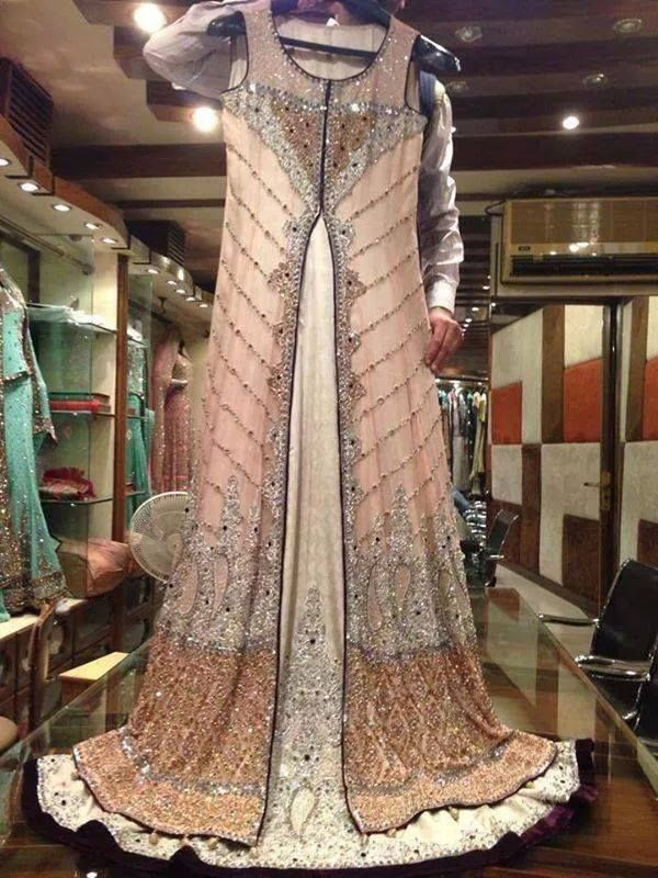 Amazing Collection of Latest Bridal Dresses 2016
