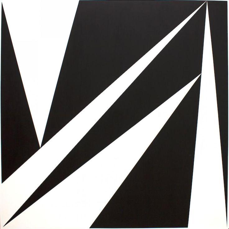 Etoiles (1966) by Geneviève Claisse via Galerie Bertrand Grimont, Paris
