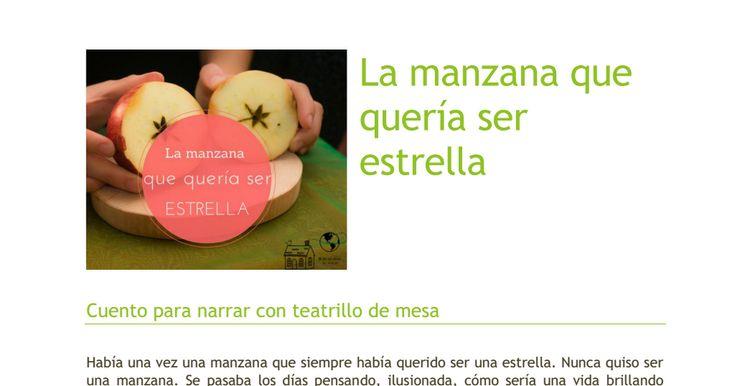 Cuento La manzana que quería ser estrella.pdf