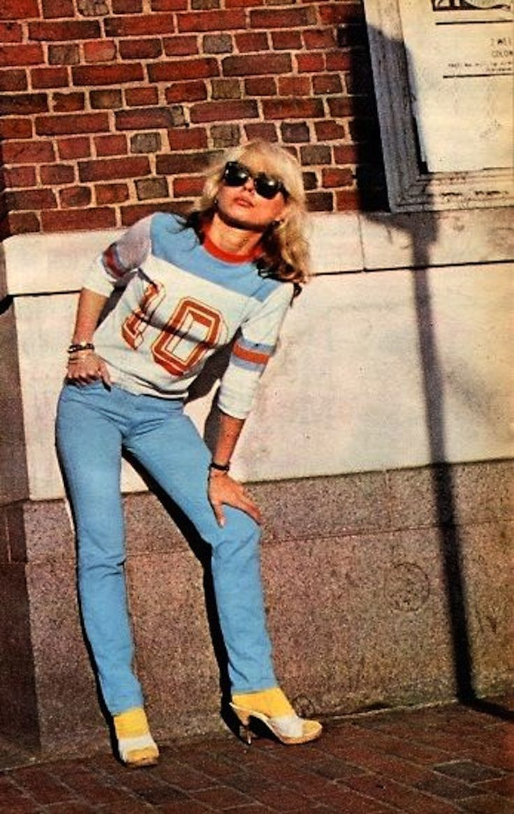 Style Lessons with Debbie Harry