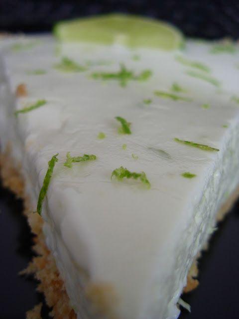 tarte de lima ou limão
