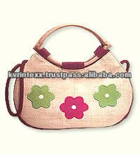 Jute Shopping Bag, Jute Shopping Bag direct from KVR INTEXX in India