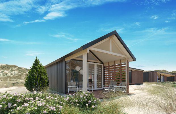 Vakantiehuis Sea Lodge Bloemendaal