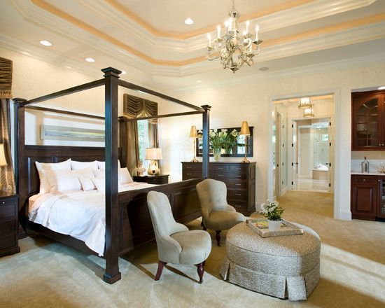 traditional italian bedroom sets like modern wooden canopy bed frame also white pillowcase and quilt - Bedroom Sets Designs