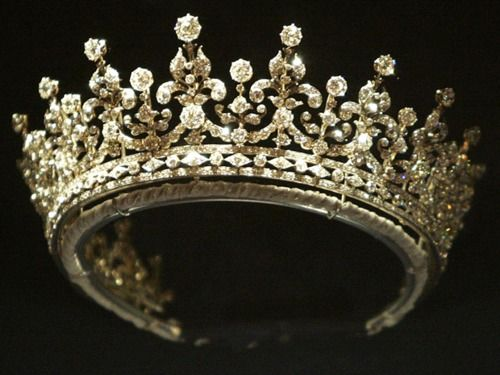 Queen Mary's girls of Great Britain and Ireland tiara (1893)