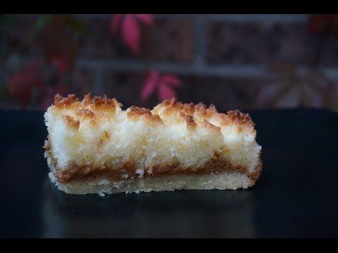 Tarta de coco y dulce de leche ~ Pasteles de colores
