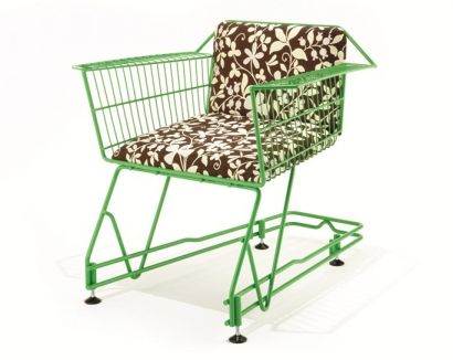 A different kind of balcony summer chair feeling. Please have a seat in your very own shopping cart!