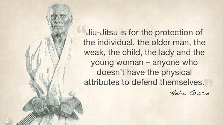 Master Helio Gracie on Jiu Jitsu. Oss. #JiuJitsu #HelioGracie #Gracie