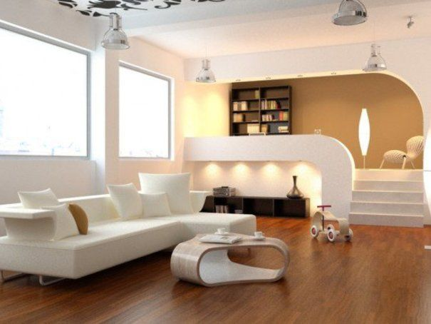 Charmant Interior Design Concepts For A Modern Styled Living Room | Ideas |  PaperToStone