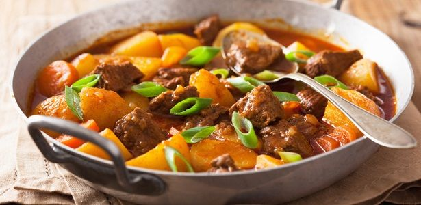 recipes stew meat oxtail